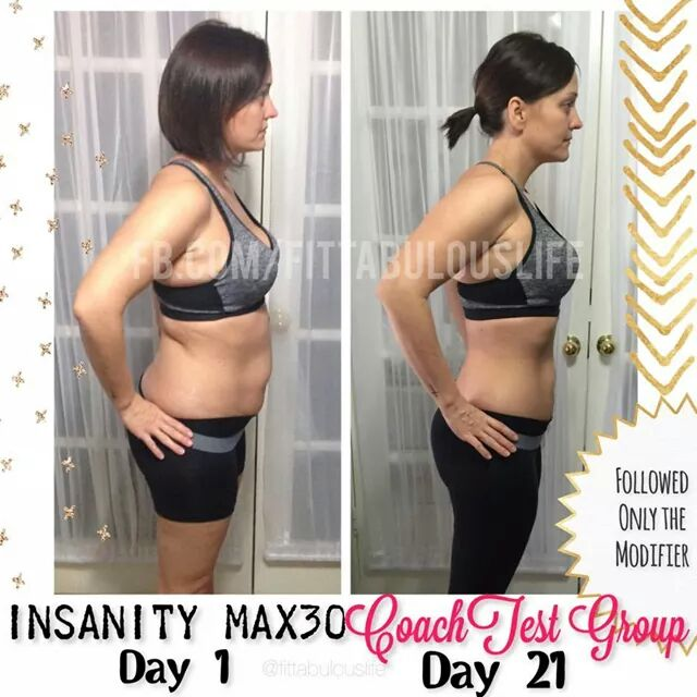 Insanity vs Insanity Max :30 – Cassie Cain Coaching